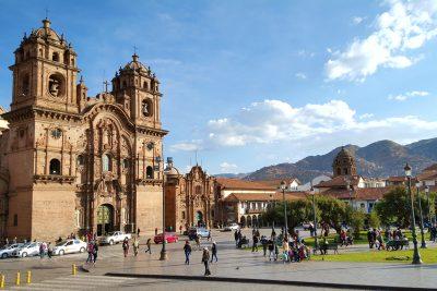 Main Square Cusco - Apurimac Adventures