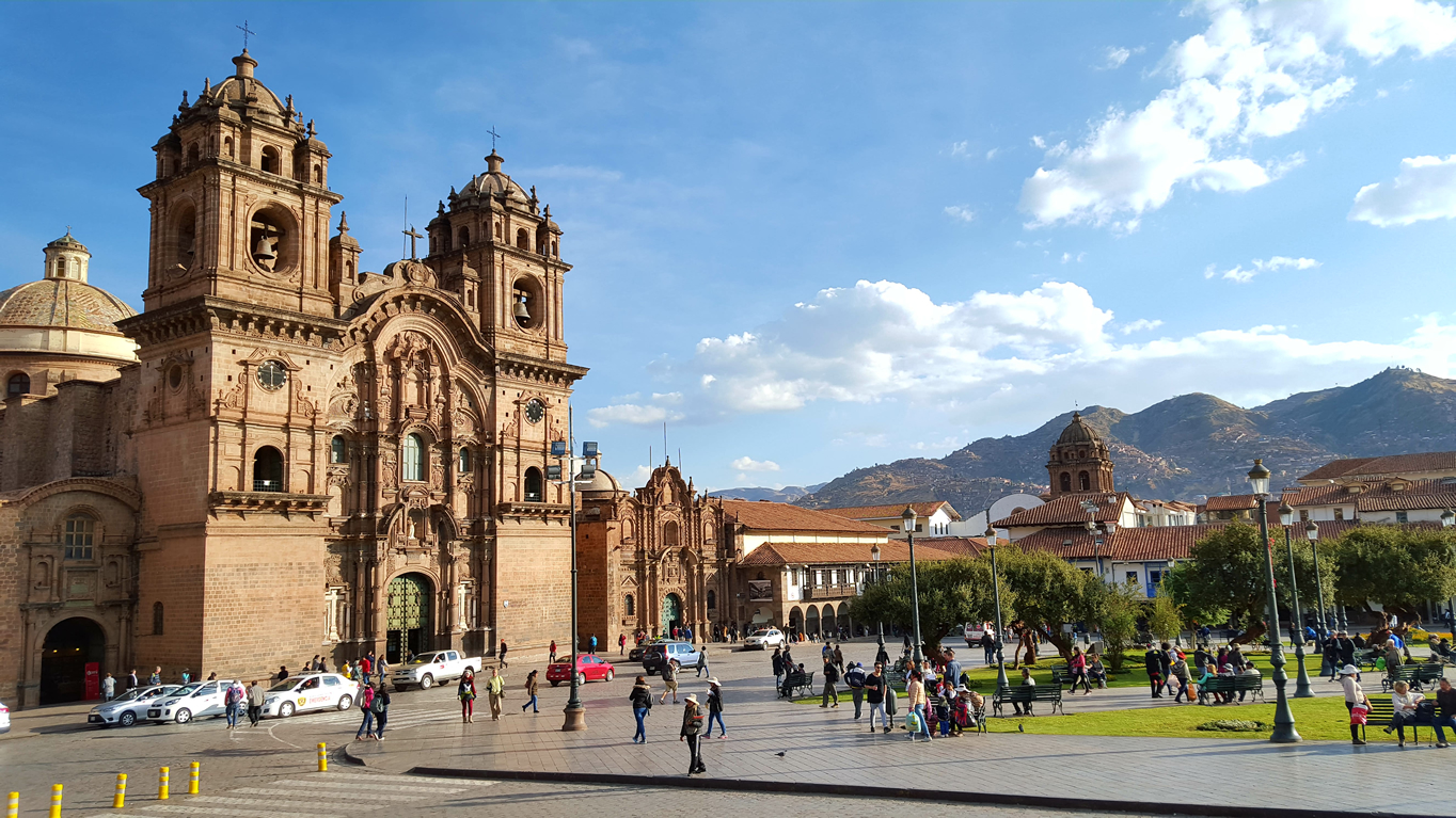 Main Square Cusco - Apurimac Adventures
