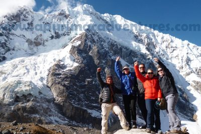 Salkantay mount Pass